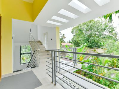 Photo for Luxurious 2 BHK house amid lush greenery and in a village like atmosphere.