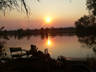 Bongwe Kafue Camp - On a river