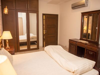 Photo for 2 bed room luxury apartment at the heart of Lahore