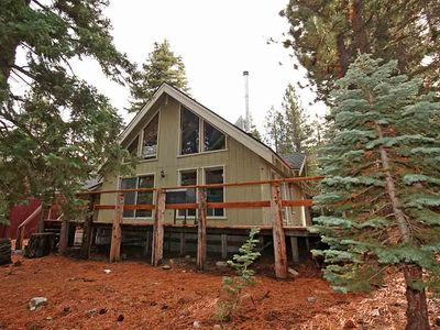 Photo for Tahoe Cabin - Mountain Flair - Close to Sierra at Tahoe