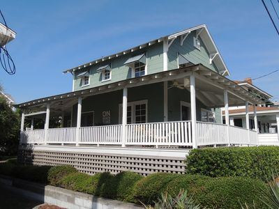 Photo for Classic Wrightsville Beach Cottage in Incredible Location