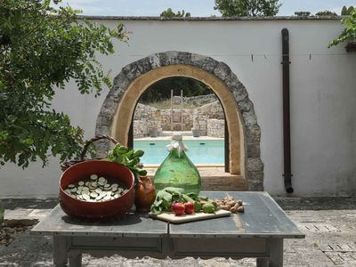 Photo for TRULLI DEL CARRUBO (Tenuta Aratico)