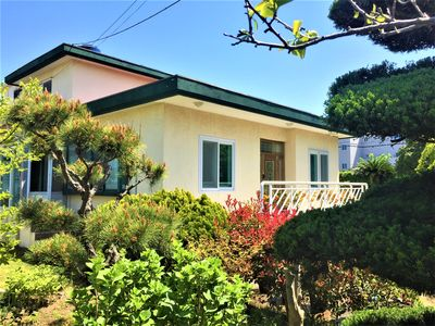 Photo for Private House with tangerine garden nearby airport