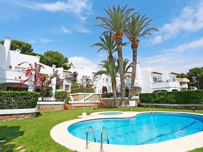 Photo for Apartment in Mont-roig del Camp with Parking, Washing machine, Air conditioning, Pool (89201)