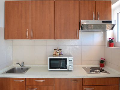 Photo for Apartment Bonex in Privlaka - 4 persons, 1 bedrooms