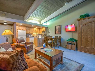 Photo for Fantastic Summer Rates - Perfect Steamboat Condo With Hot Tub & Pool!