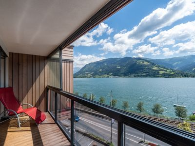Photo for High-quality apartment near the centre, with a unique view of the lake