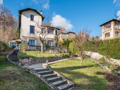 Photo for Le Belvédère - Family Home with a wonderful view
