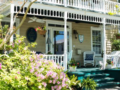 Photo for NEW LISTING! The Duke of Beaufort Guest Room at Ann Street Inn Bed & Breakfast