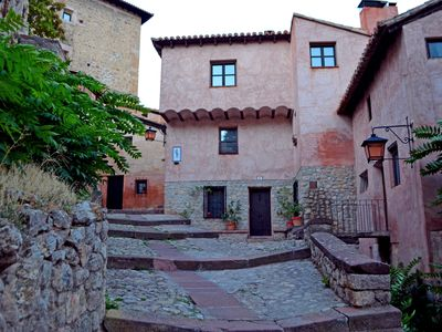 Photo for cozy apartment in the historic center of Albarracín