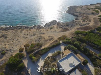 Photo for Villa Paradisola sea view in Lido Pizzo Gallipoli