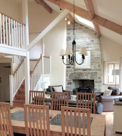 Stunning Northumbrian Barn conversion for large groups. - Broadmea Stable