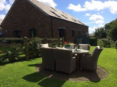 Photo for 3 bedroom Barn in Widemouth Bay - WOOTT