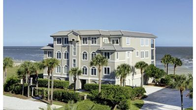 Photo for Oceanfront Condo on St. Simons Island