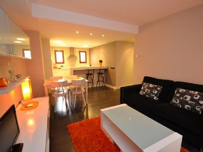 Photo for Red and Orange apartments for 4 people