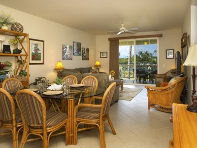 Photo for Fairway Villas Waikoloa O21 - 2 Bedroom 2 Bath Villa, Close to Beach!!