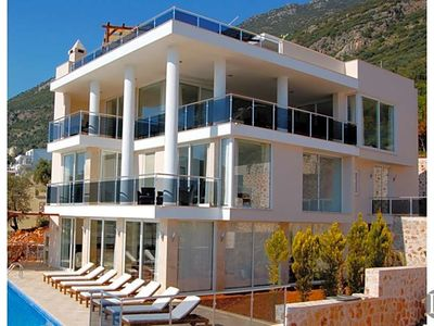 Photo for 5BR Villa Vacation Rental in Kaş