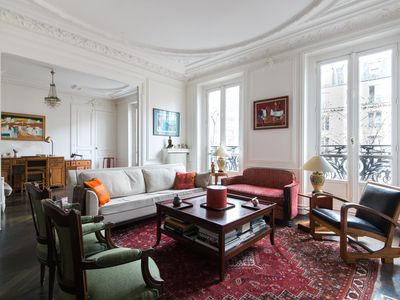 Photo for Rue Castex - luxury 2 bedrooms serviced apartment - Travel Keys