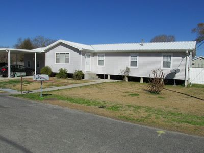 Photo for Camp Paradise Vacation Rental  - Chauvin