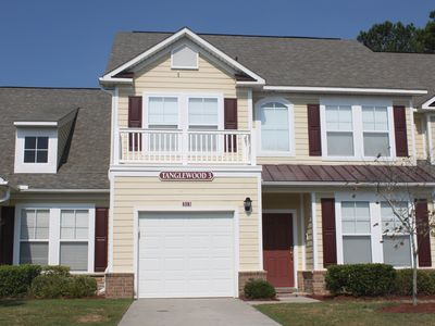 Photo for 4BR Townhome Vacation Rental in North Myrtle Beach, South Carolina