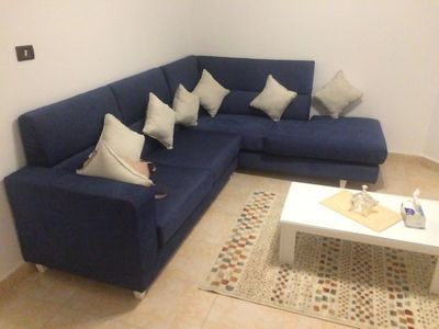 Photo for Clean,cozy apartment located in Maadi, one private room in our house