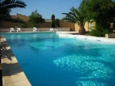 Photo for 3 stars holidays rental, between sea and Alpilles, at the heart of the Camargue