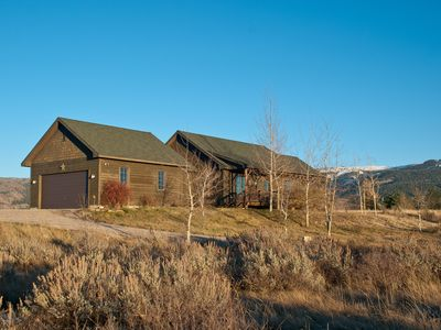 Photo for Teton Valley Home, Close to Grand Targhee and Jackson Hole Mountain Resorts