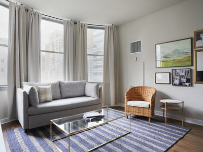 Photo for Sonder | Liberty Place | Distinct 2BR + City View