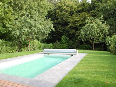 Photo for Contemporary house with a large garden
