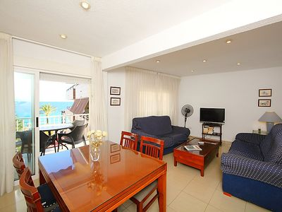 Photo for Apartment Giner in Benidorm - 4 persons, 2 bedrooms