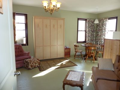 Photo for New Listing! Spacious and Bright Private Suite in Historic Mining Town