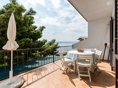 Photo for Apartment For 6 Persons (Sea View)