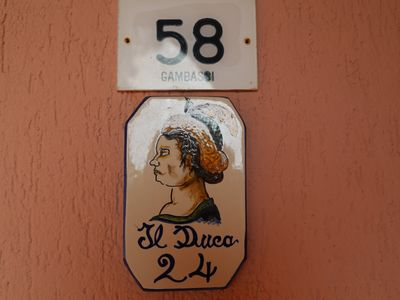 Photo for DUCA - Apartment in an old village near San Gimignano