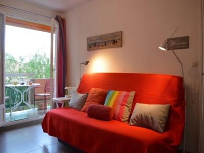 Photo for Apartment Bormes-les-Mimosas, 2 rooms, 4 persons