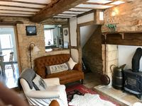 Lovely cottage, great garden, good location.