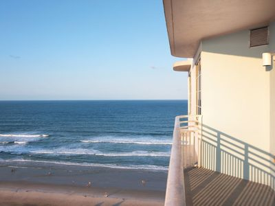 Photo for Vibrant Club Wyndham Ocean Walk, 1 Bedroom Deluxe Suite sleeps Four, 25 Steps to Water