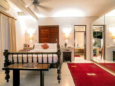 Photo for Private & quiet Frangipani Guest Suite ideal for a couple or solo traveller .