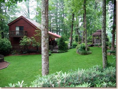 Photo for Log Building Suite In The Heart Of Cashiers- Complimentary daily maid service!