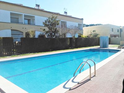 Photo for Villa Angel: 400m from the beach, COMMUNITY SWIMMING POOL, TERRACE, 6people