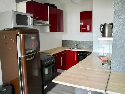 Photo for Attractive 4/6 people apartment, 200 meters from the beach