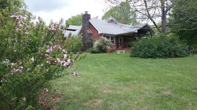 Photo for Bunkrooms on 300 Acre Family Friendly Mountain Farm/Retreat For Group Rentals