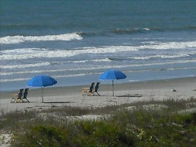 10 miles of pristine Kiawah beach-voted #1 Family Resort-Travel   Leisure Family