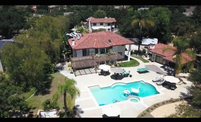 Photo for Beautiful 4 Bedroom 3 Bath private home secluded in the hills