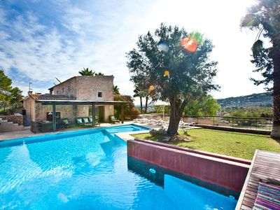 Photo for Family Villa restored with the tranquility and feeling of Ibiza country side