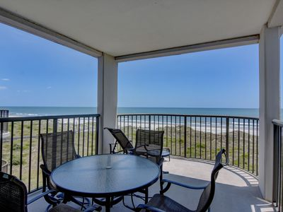 Photo for DR 2409 – Enjoy the pool, tennis and the beach from this oceanfront condo