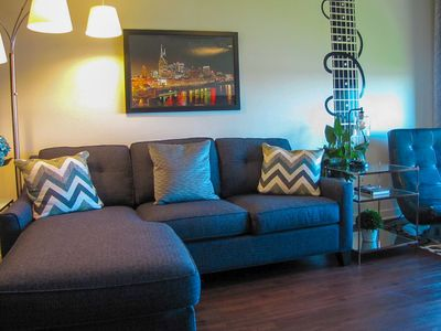 Photo for Downtown Riverfront Condo! 1 Bedroom LOFT! VIEWS! Wow!