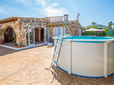 Photo for 3BR House Vacation Rental in Port d´Alcudia, Mallorca