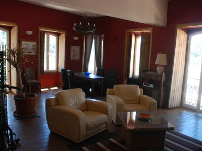 Photo for Spacious suite-apartment at Silves riverside with beautiful views