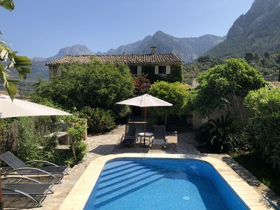 Photo for Charming Villa with beautiful views in Soller