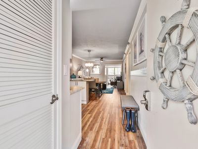 ** FULLY RENOVATED/LUXURIOUSLY APPOINTED BEACH FRONT PROPERTY **